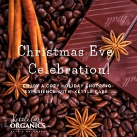 Christmas Eve with Kettle Care Organics