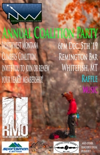 Climbers Coalition Annual Party