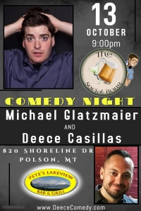 The Social Hour Comedy night at Pete's Lakeview