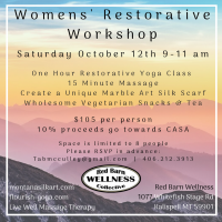 Womens' Restorative Workshop