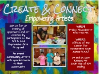 Create and Connect: Empowering Artists