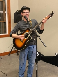 Live Music with David Crismore
