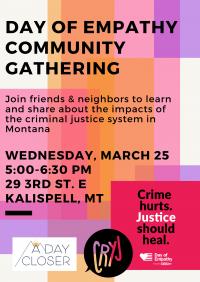 Day of Empathy Community Gathering