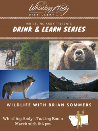 Drink & Learn- Brian Sommers Wildlife Edition