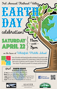 3rd Annual Earth Day Celebration
