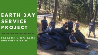 Earth Day Service Project
