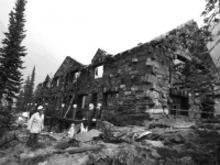 The History and Future of Sperry Chalet