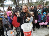 Snappy's 21st Annual/Teena Frank Memorial Ice Derby