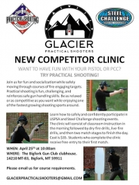 Practical Shooting New Competitor Clinic