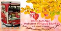 Little Red Truck VINTAGE & ARTISAN Autumn Market