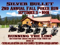 The Silver Bullet's 2nd Annual Fall Poker Run