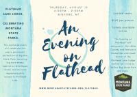 Evening on Flathead, A State Parks Celebration