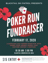 Blacktail Ski Patrol Poker Run Fundraiser