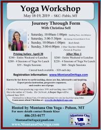 Yoga Weekend Workshop