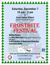 Frostbite Festival Holiday Bazaar & Bake Sale