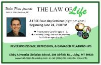 Reversing Disease, Depression & Damaged Relationships