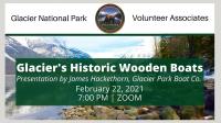 Glacier's Historic Wooden Boats