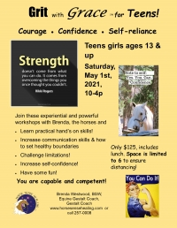 Grit with Grace (Empowerment) for Teen Girls