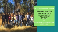 Global Youth Service Day Volunteer Event