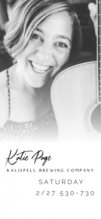 Live Music at Kalispell Brewing Company by Katie Page