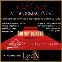 Business Owner Networking Night at Waters Edge!