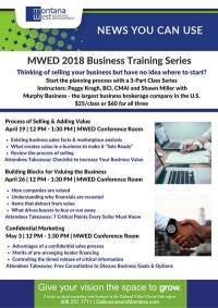 MWED & Murphy Business & Financial Training Series