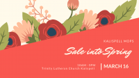 Kalispell MOPS Sale into Spring