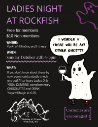 RockFish Ladies Night