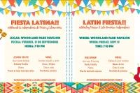 Fiesta Latina! // Latin Fiesta!