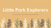 Little Park Explorers