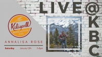 Annalise Rose Live at KBC