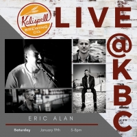Eric Alan Live at KBC
