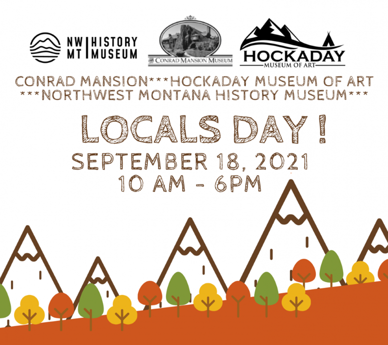 Local's Day at Kalispell Museums!