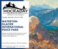 Waterton-Glacier Peace Park