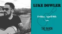 Live Music- Luke Dowler