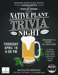 Native Plant Trivia Night