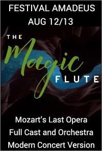 Festival Amadeus - The Magic Flute Opera
