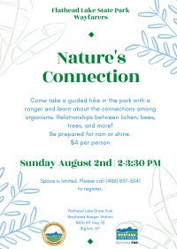 Nature's Connection Guided Hike