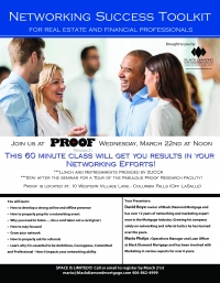 Networking Seminar at Proof Research