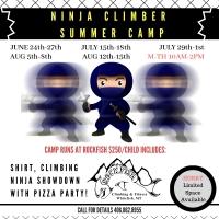 NINJA SUMMER CAMP AT ROCKFISH