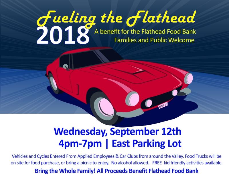 Fueling The Flathead Car Show 09 12 2018 Kalispell Montana Applied