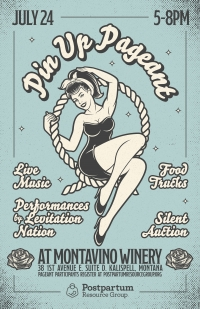 Pin Up Pageant