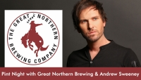 Pint Night - Great Northern Brewing & Andrew Sweeney