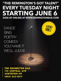 The Remington's Got Talent