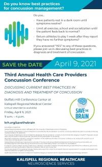 Healthcare Provider Concussion Conference