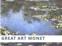 Great Art Monet Painting Class