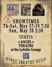 Old-Time Radio Show - Live - On Stage!