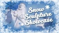 Snow Sculpture Showcase