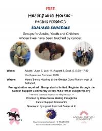Free Facing Forward - Healing with Horses