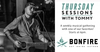 Thursday Sessions with Tommy Edwards!